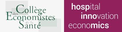 15th lecture series of the Collège des Economistes de la santé (CES) : June 21st 2018