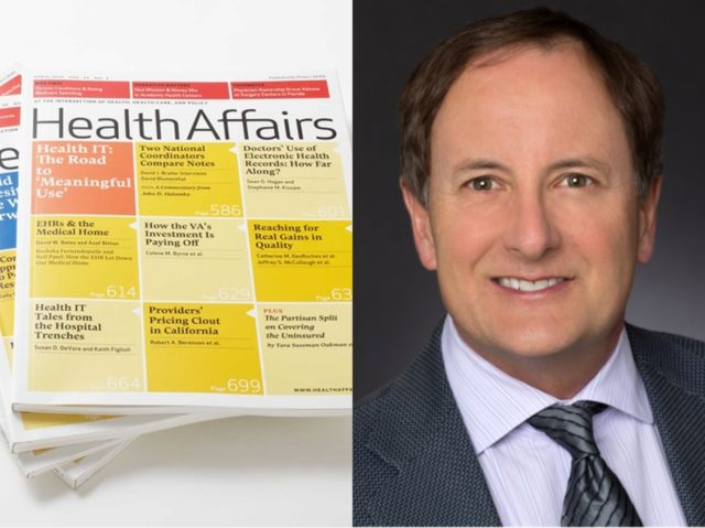 Three questions to Pr. James Robinson on his newly released Health Affairs paper on drug price competition and the role of biosimilars